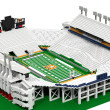 Auburn's Jordan-Hare Football Stadium, LEGO model