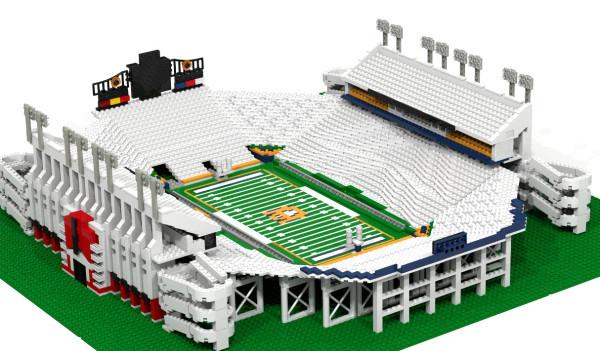 Auburn's Jordan-Hare Football Stadium, LEGO model | Photos | So ...