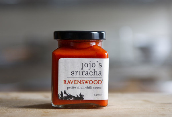 Ravenswood Winery Jojo's Sriracha