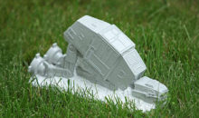 Star Wars AT-AT Garden Gnomes